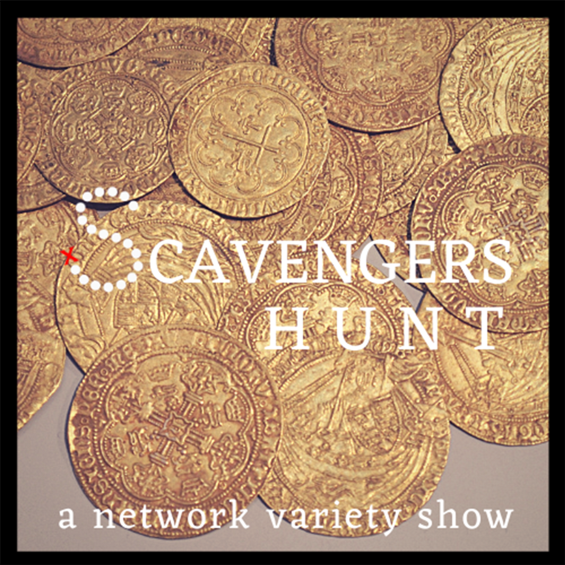 Scavengers Hunt podcast show image